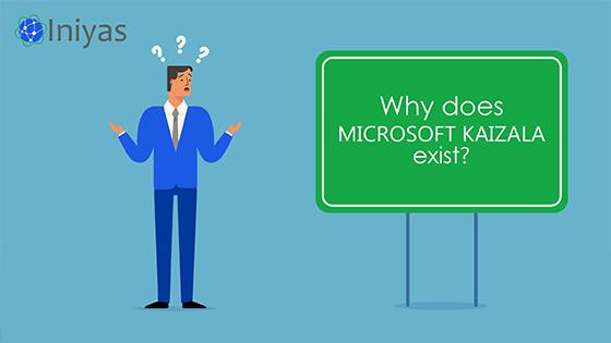 Microsoft kaizala_INIYAS